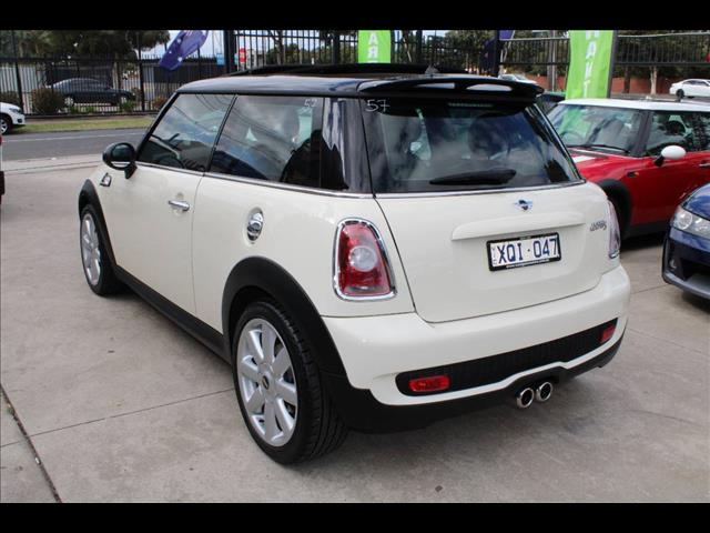 Used 2010 Mini Cooper S R56 2d Hatchback For Sale West Footscray