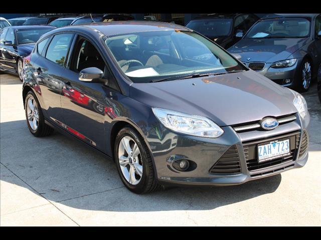 2012 Ford Focus Trend Lw 5d Hatchback
