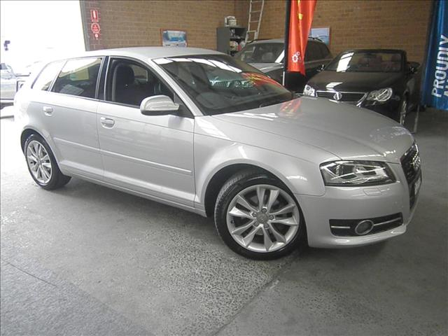 Used 2012 Audi A3 Attraction 8p Hatchback For Sale In Heidelberg