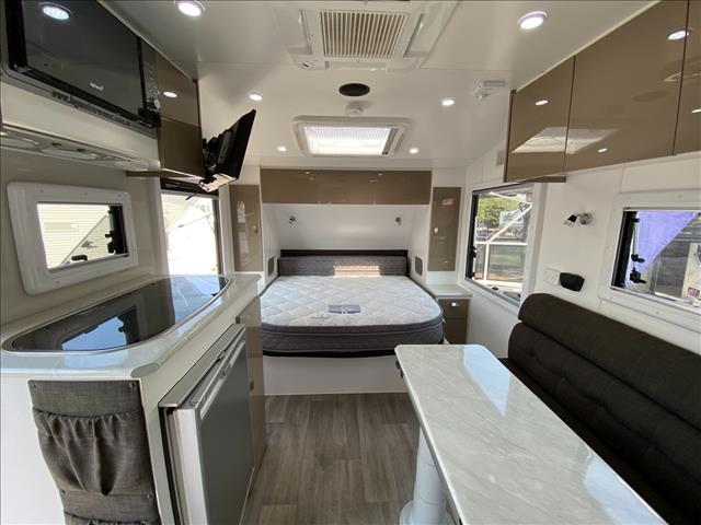 2018 Legend Caravans Trackline