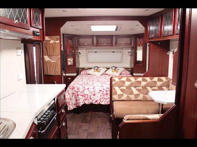 2014 Chief Caravans Arrow Semi Off Road