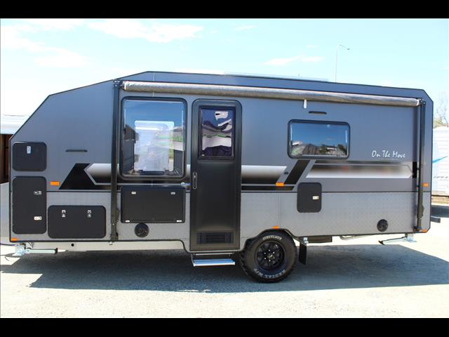 2021 On The Move TRAXX Series 2 Off Road Caravan