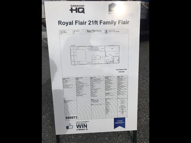 """2017 """"Royal Flair"""" FAMILY FLAIR"""