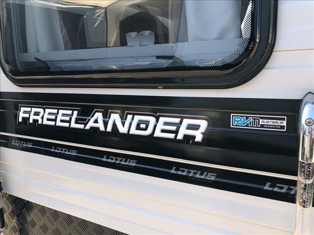 2013 Lotus Freelander