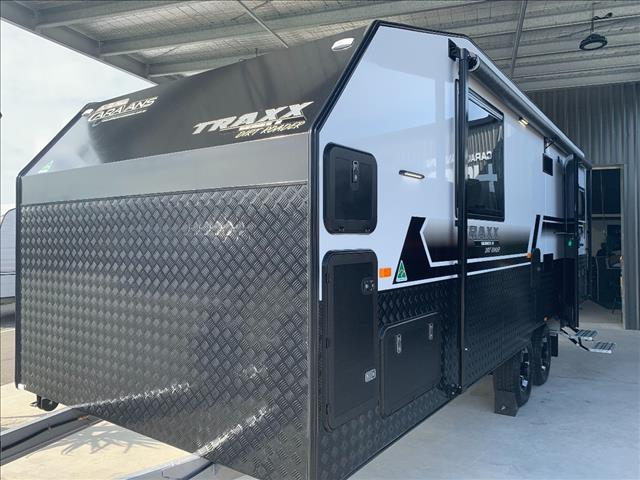 2020 On the Move TRAXX Series II Club Lounge Off Roader