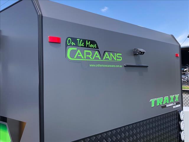 2019 On The Move Caravans Series 2 Slider
