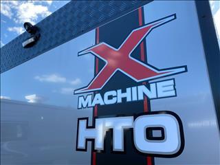 2020 Van Cruiser Caravans 16'2 HTO X-Machine
