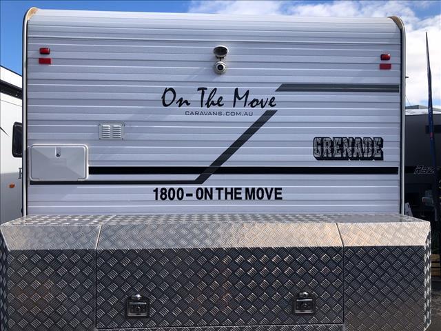 2012 On The Move Caravans Grenade