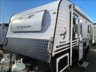 2012 JB Caravans Scorpion Off Road Caravan
