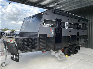 2020 Royal Flair Razor XT 18' Family Off Road Caravan