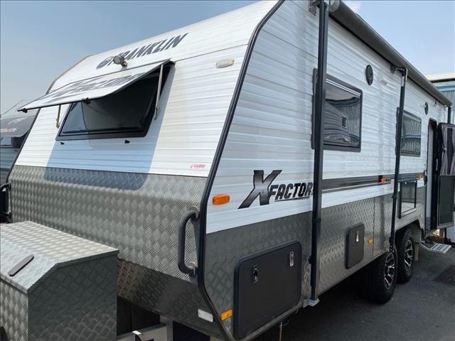 2017 Franklin X-Factor Off Road Caravan