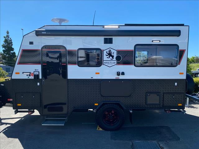 2021 Royal Flair Razor XT 14'6 Club Lounge Off Road Caravan