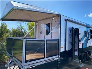 2020 Royal Flair Caravans Piazza 20' Caravan
