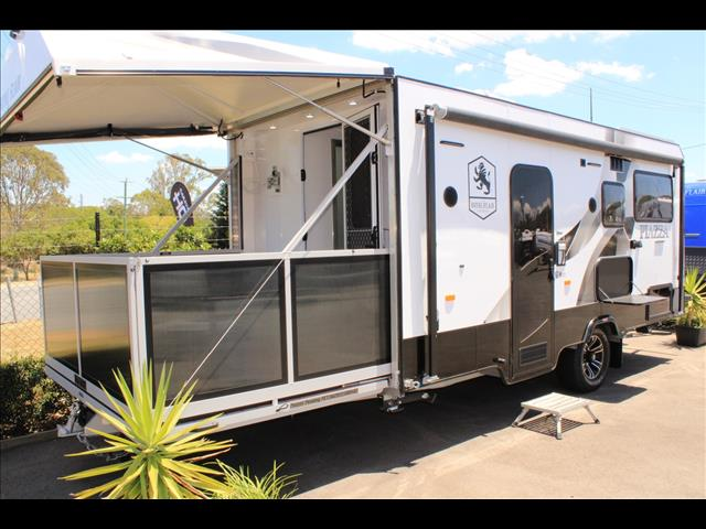 2018 Royal Flair Piazza 16' Caravan