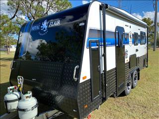 2020 Royal Flair Caravans Designer Series 18'6