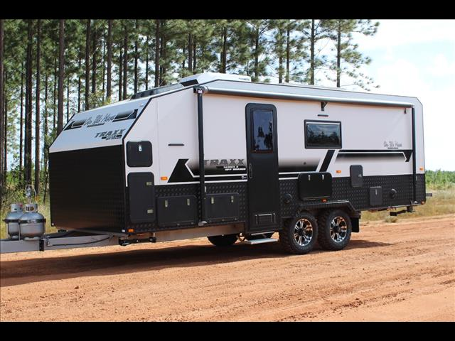 2018 On The Move Series 2 TRAXX  Family Off Road Caravan