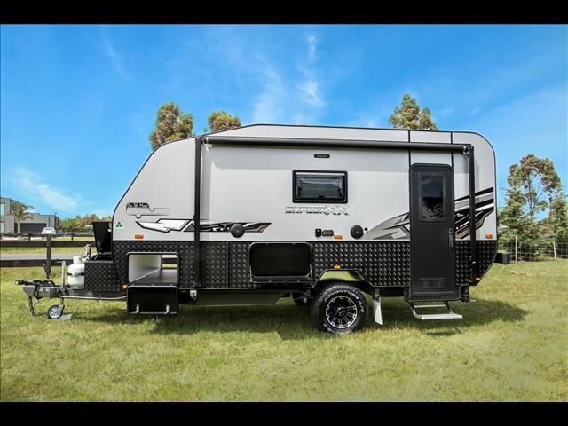 2021 On The Move Caravans 16'5 ExplorXX Family Van
