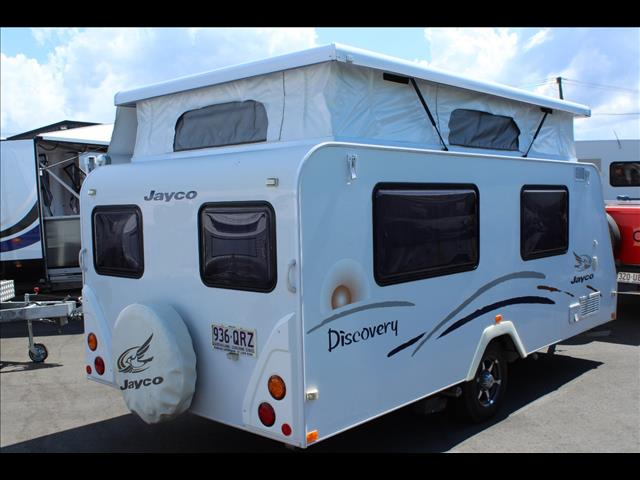 2010 Jayco Discovery Pop Top