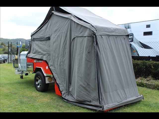 2015 Wildboar Camper Trailer Off Road