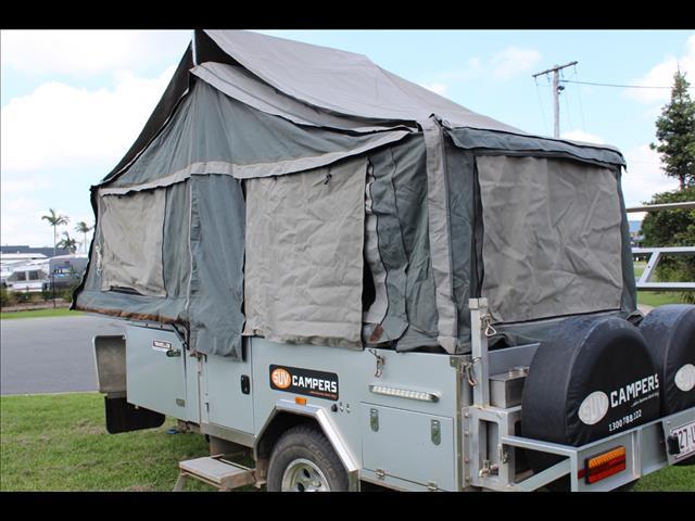 2016 Guardian Traveller Off Road Camper Trailer