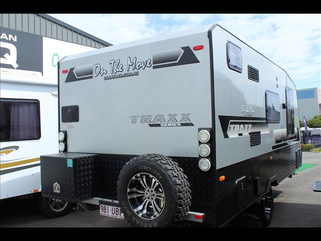 2015 On The Move TRAXX 17'6