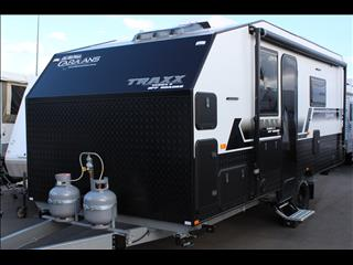 2020 On The Move TRAXX Series 2 Off Road Caravan