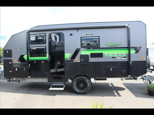 2020 On The Move Caravans Series 2 TRAXX  Family Off Road Caravan 17'6