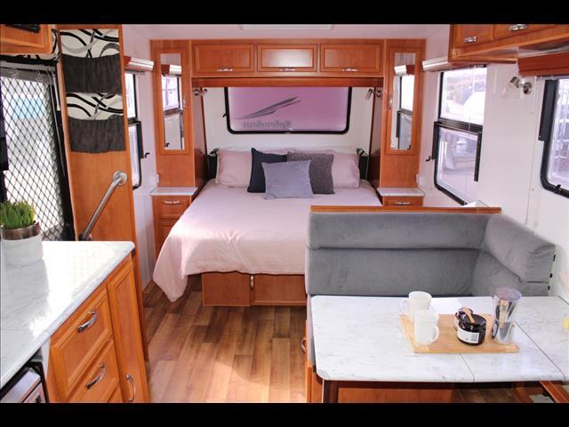 2012 Blue Sky Caravans Splendour