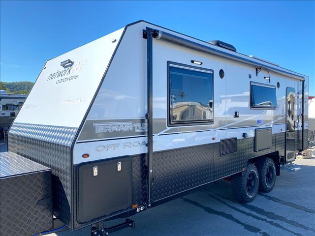 2020 Network RV Caravans Terrain Tuff 23 Bunk Caravan
