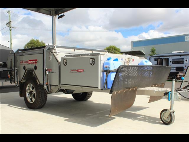 2009 Australian Off Road Campers Odyssey Export Signature Series