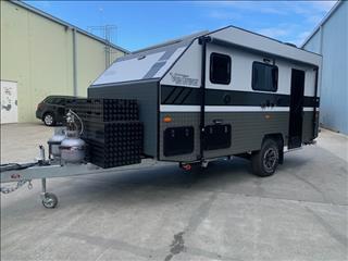 2020 Van Cruiser Caravans 17' HTO Family Caravan