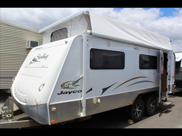 2009 Jayco Sterling Outback Pop Top
