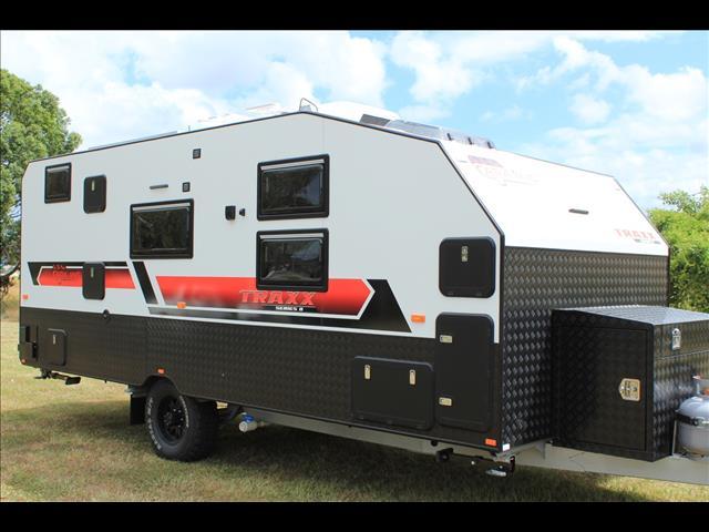 2019 On The Move Caravans Series 2 Dirtroader Semi Off Road