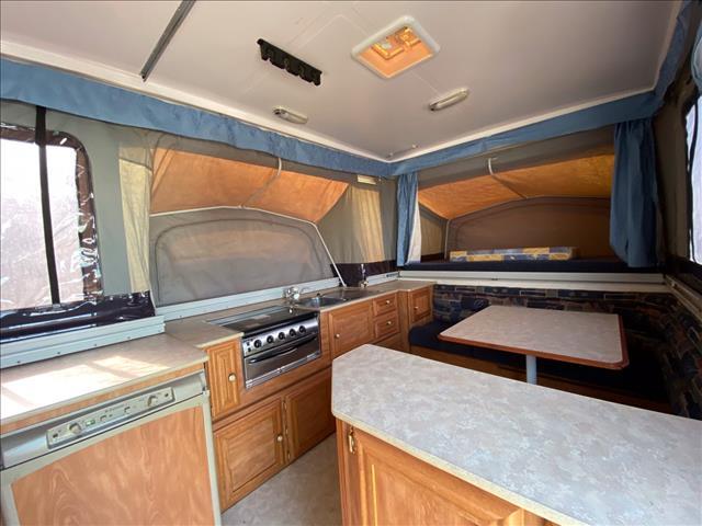 2006 Coromal Silhouette PS 422 Off Road Camper/Pop-top