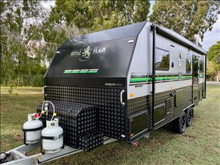 2020 Royal Flair Caravans Designer Series 22'6