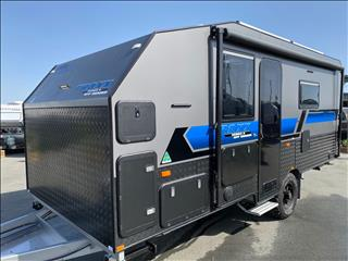 2020 On The Move Caravans TRAXX 17'6 Series 2