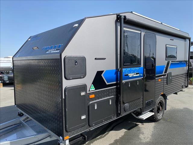 2021 On The Move Caravans TRAXX 17'6 Series 2