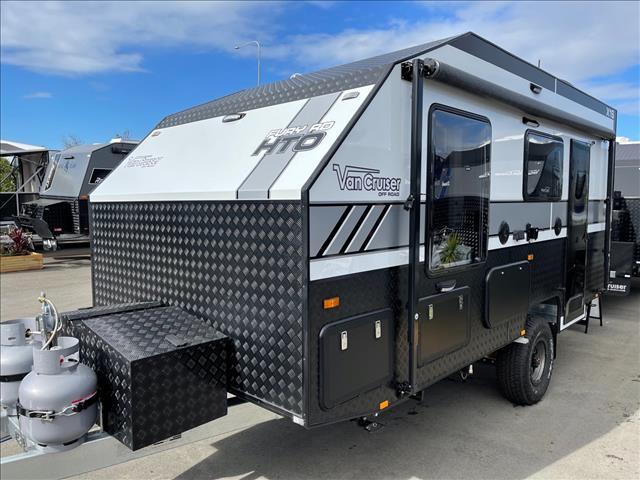 2021 Van Cruiser Caravans 16'10 Fury RD HTO Caravan