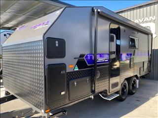 2020 On The Move TRAXX Series 2 Bunk Caravan Plus