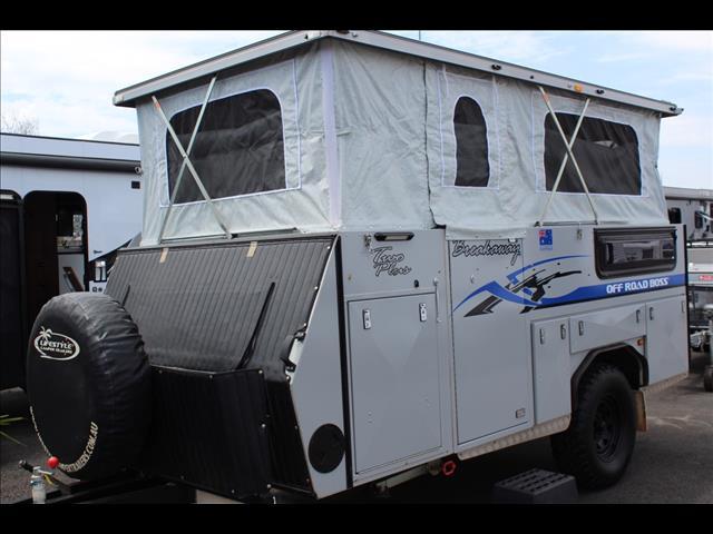 2016 Lifestyle Campers Breakaway Two Plus