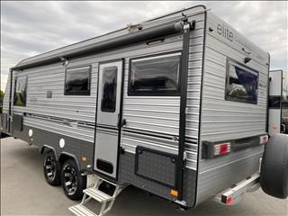 2016 Elite Caravans Luxury Class Club Lounge