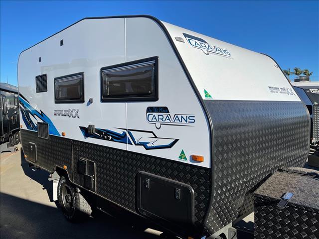2021 On The Move Caravans 15' ExplorXX