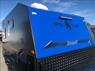 2020 Royal Flair Razor XT 14'6-2