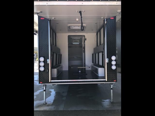 2017 On The Move Caravans NITRO Toy Hauler