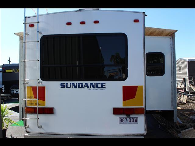 2010 Heartland Sundance Tri Slide.
