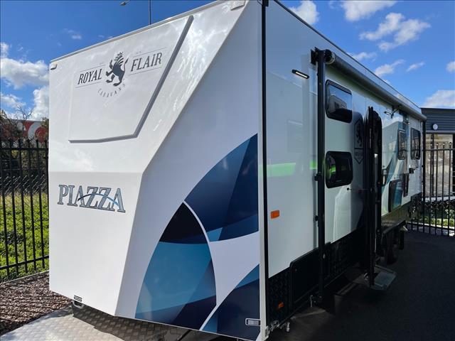 2019 Royal Flair Piazza Bunk Caravan