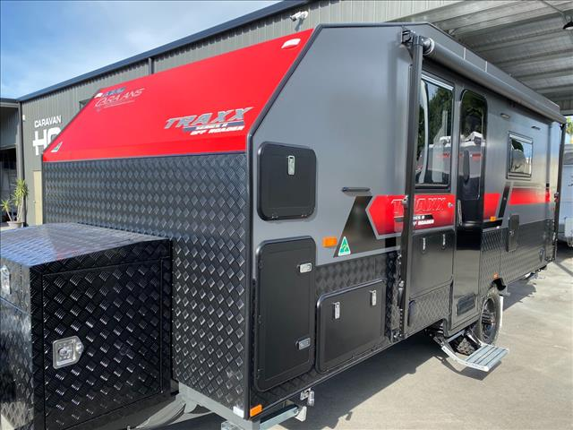 2020 On The Move Caravans TRAXX 17'6 Series 2 PLUS