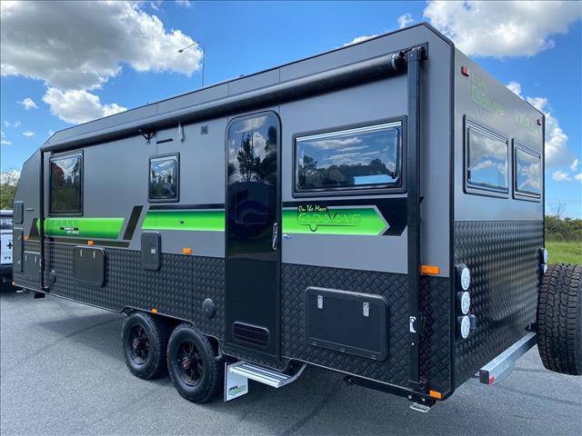 2021 On The Move Caravans Club Lounge