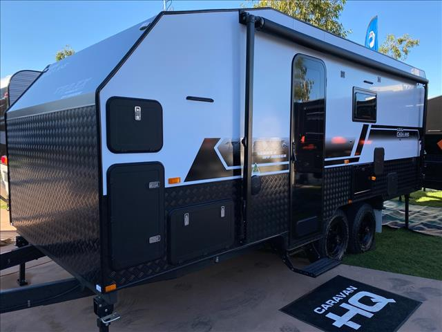 2021 On The Move Caravans Series 2 TRAXX  Bunk Caravan 18'6