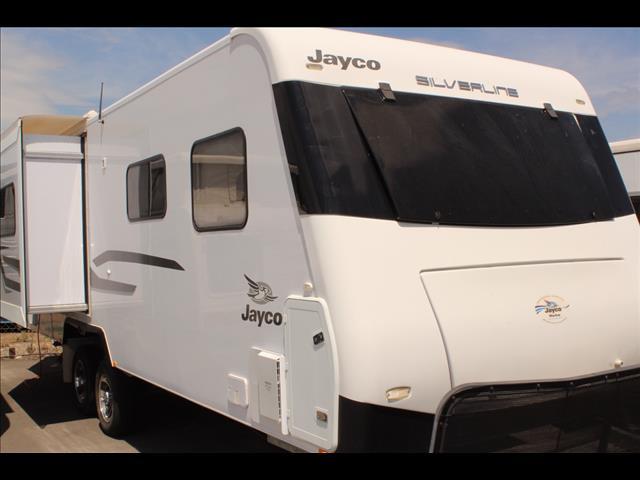 2015 Jayco Silverline